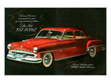 The New 1951 Dodge Affiches