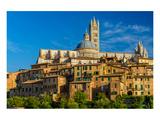 Siena Cathedral Tuscany Italy Print