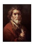 Head of an Old Man, C.1650 Giclee Print by Carel Fabritius
