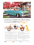 New-Size 1960 Ford Falcon Prints