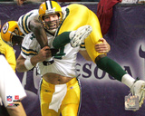 Brett Favre / Donald Driver '06 / '07 Touch Down Celebration Photo