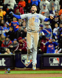 Eric Hosmer celebrates winning Game 5 of the 2015 World Series Photo