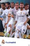 Real Madrid- Group 2015 Pôsters