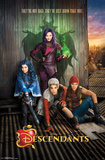 Disney- Descendants Key Art Print