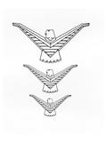 Thunderbird Logo Prints