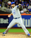 Wade Davis Game 4 of the 2015 World Series Photo
