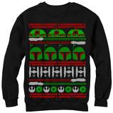Crewneck Sweatshirt: Star Wars- Epic Sweater Koszulka