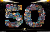 Super Bowl 50- 50th Prints