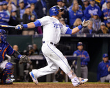 Alex Gordon Home Run Game 1 of the 2015 World Series Photo