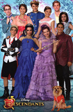 Disney- Descendants Group Posters