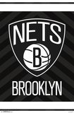 Brooklyn Nets- Logo Posters