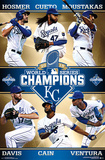 2015 World Series Champions- Kansas City Royals Prints