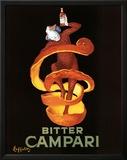 Leonetto Cappiello Bitter Campari Vintage Ad Art Print Poster Prints