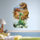 The Good Dinosaur Gang Wall Decal