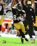 Antonio Brown 2014 Action Photo