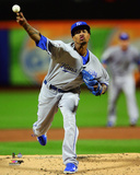 Yordano Ventura Game 3 of the 2015 World Series Photo