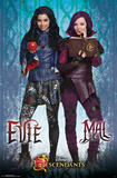 Disney- Descendants Mal And Evie Posters