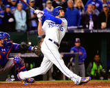 Eric Hosmer Game winning sacrifice fly Game 1 of the 2015 World Series Photo