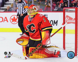 Jonas Hiller 2015-16 Action Photo