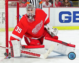 Jimmy Howard 2015-16 Action Photo