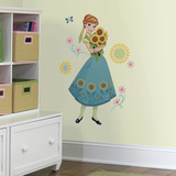 Disney Frozen Fever Anna Wallstickers