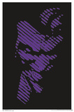 Joker Blacklight Poster Print