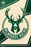 Milwaukee Bucks- Logo Posters