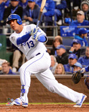 Salvador Perez Game 2 of the 2015 World Series Photo