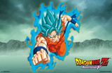 Dragon Ball Z Resurrection F- Goku Posters