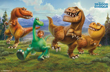 The Good Dinosaur- Group Prints