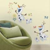 Disney Frozen Fever Olaf - Duvar Çıkartması