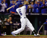 Lorenzo Cain Game 2 of the 2015 World Series Photo