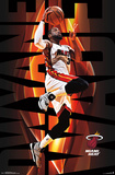Miami Heat- Dwayne Wade Posters