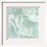 Spa Jellyfish IV Framed Giclee Print by Grace Popp