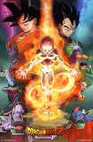 Dragon Ball Z Resurrection F- One Sheet Prints