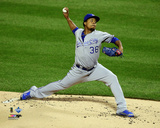 Edinson Volquez Game 5 of the 2015 World Series Photo