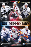 NHL- Superstars Poster