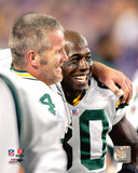 Brett Favre & Donald Driver 2006 Photo