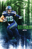Seattle Seahawks- Jimmy Graham Posters