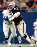 Ted Hendricks Action Photo