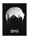 Sophia Landmark Black Prints