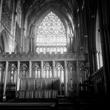 York Minster General Interior View 1961 Photographic Print by  Varley/Chapman