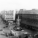 Charing Cross and the Strand, 1969 Photographic Print by  Staff