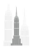 Manhattan Art by Cristian Mielu