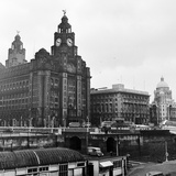 Merseyside 1954 Photographic Print by Bela Zola