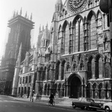 York Minster 1961 Photographic Print by  Varley/Chapman