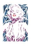 Marilyn Monroe Prints by Cristian Mielu