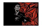 Scarface Affiches par Cristian Mielu