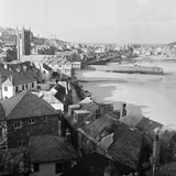 Views of St Ives, Cornwall, 1954 Photographic Print by Bela Zola