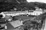 Cottages in Boscastle, 1975 Photographic Print by  Staff